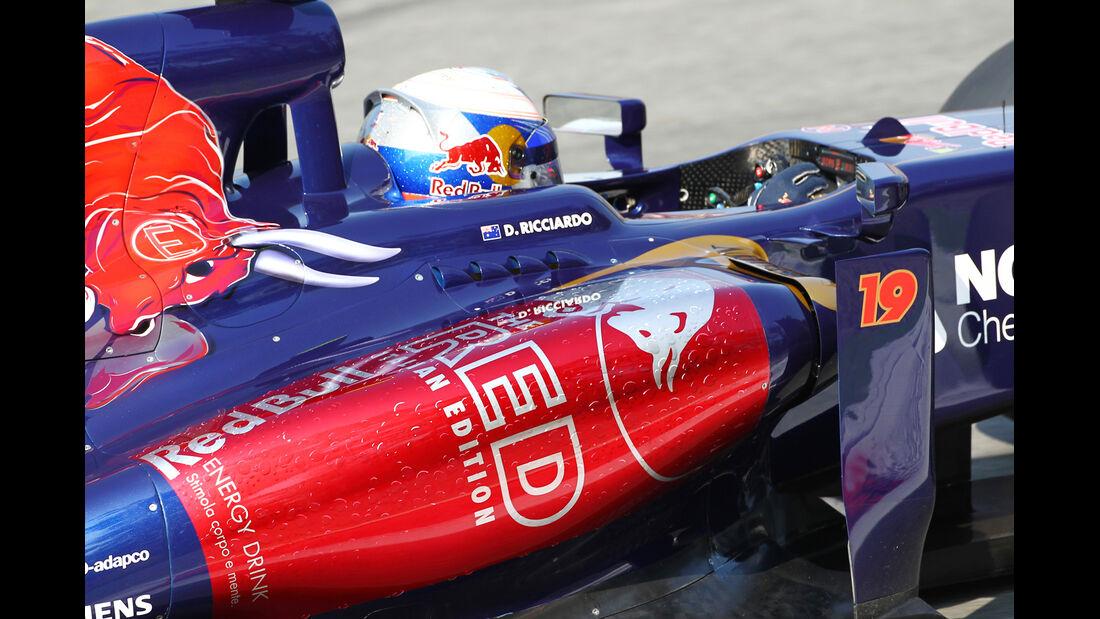 Daniel Ricciardo GP Italien 2013
