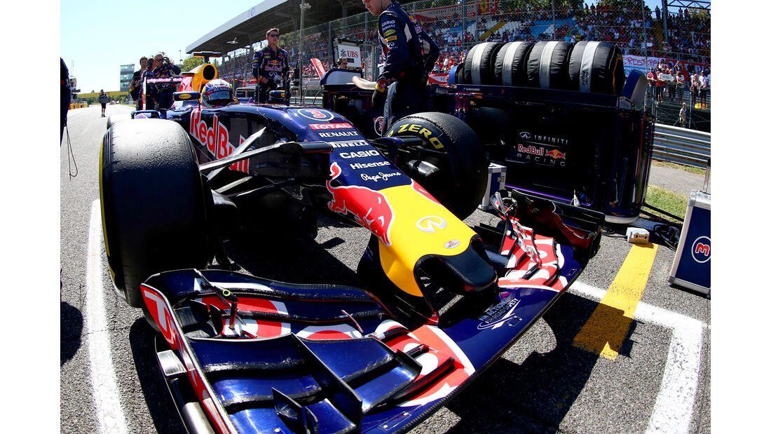 Daniel Ricciardo - GP Italien 2015