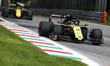 Daniel Ricciardo - GP Italien 2019