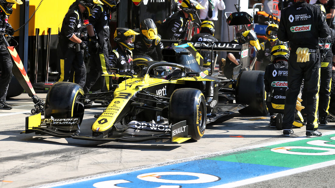 Daniel Ricciardo - GP Italien 2020