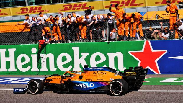 Daniel Ricciardo - GP Italien 2021