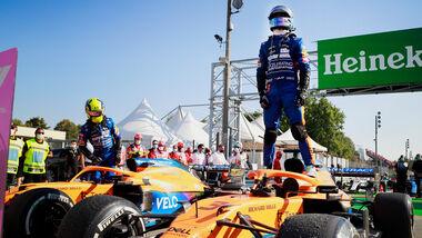 Daniel Ricciardo -  GP Italien - Monza - 2021