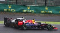 Daniel Ricciardo - GP Japan 2014