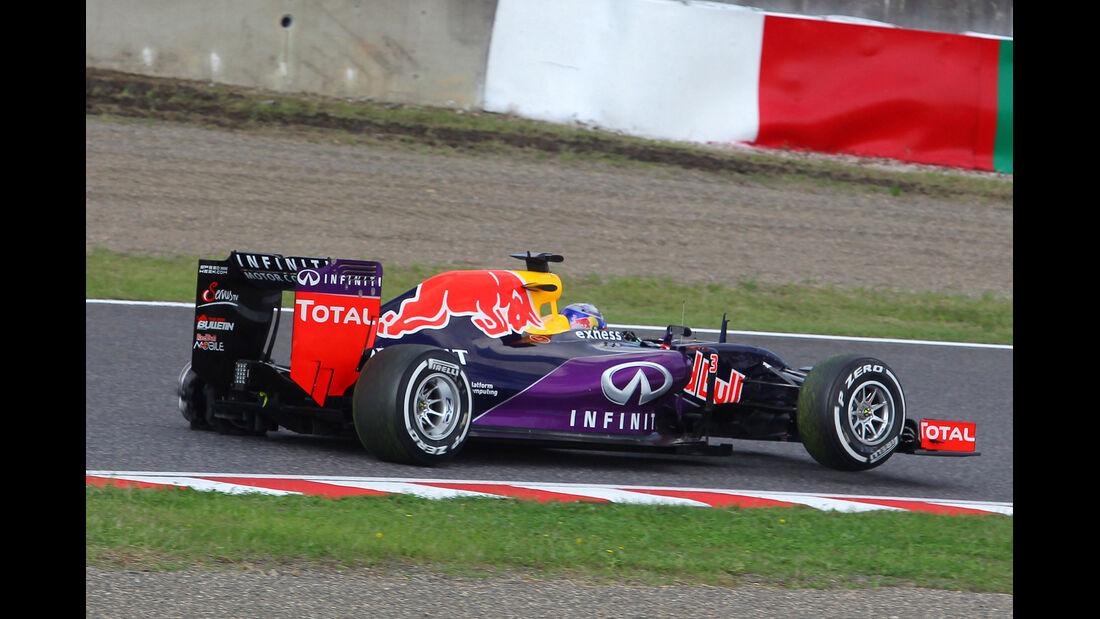 Daniel Ricciardo - GP Japan 2015