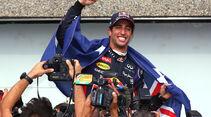 Daniel Ricciardo - GP Kanada 2014 - Formel 1 - Tops & Flops