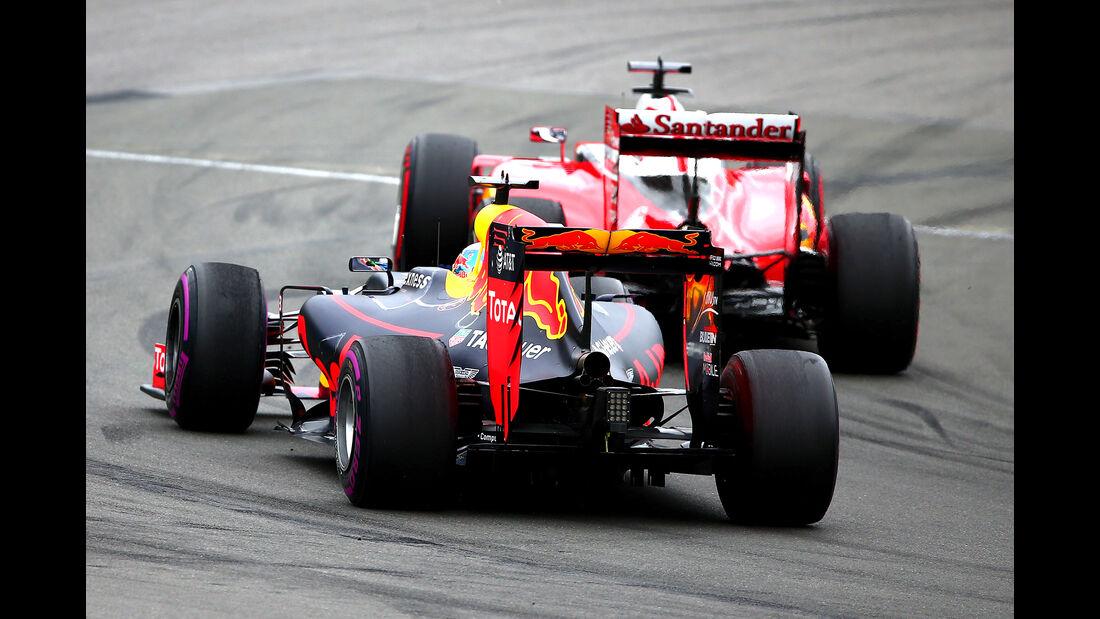 Daniel Ricciardo - GP Kanada 2016