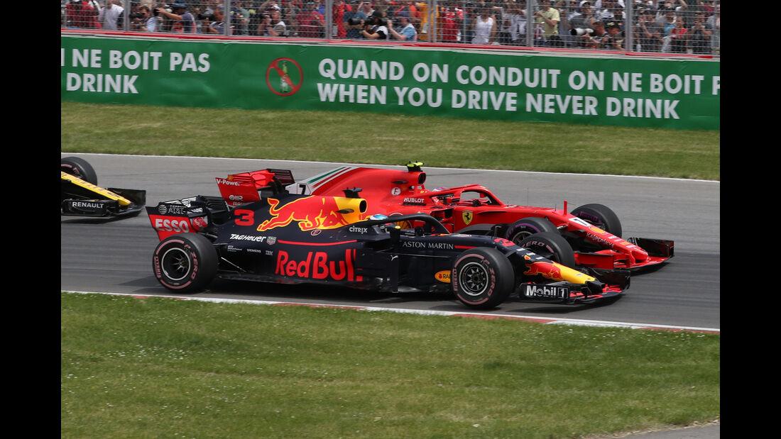 Daniel Ricciardo - GP Kanada 2018