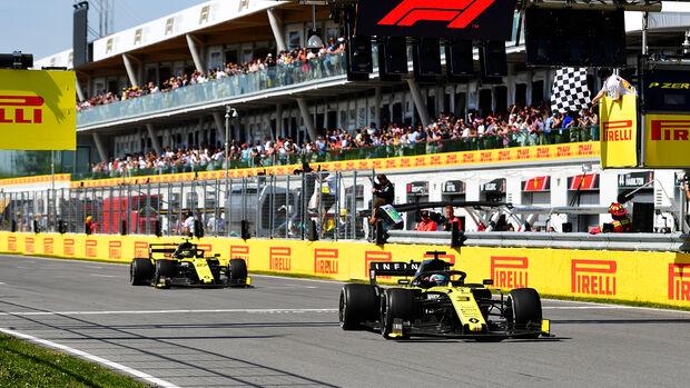 Daniel Ricciardo - GP Kanada 2019