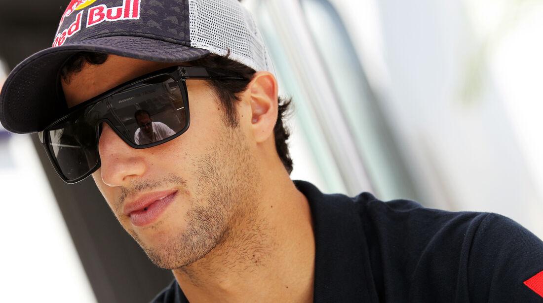 Daniel Ricciardo - GP Kanada - Formel 1 - 7. Juni 2012