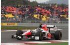 Daniel Ricciardo GP Korea 2011
