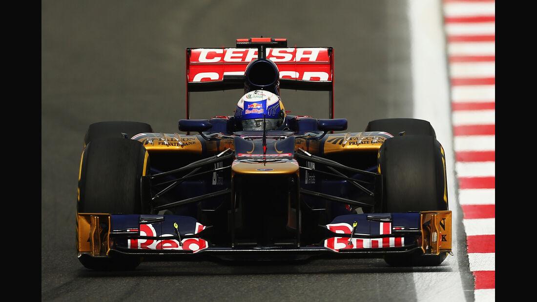 Daniel Ricciardo GP Korea 2012