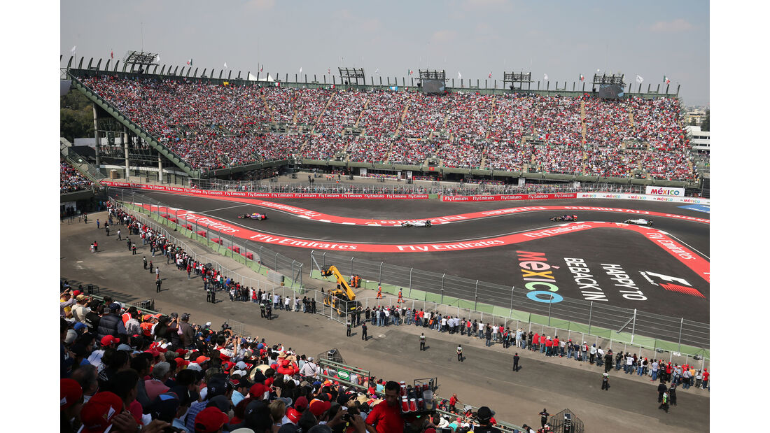 Daniel Ricciardo - GP Mexiko 2015