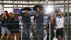 Daniel Ricciardo - GP Mexiko 2016