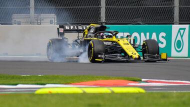 Daniel Ricciardo - GP Mexiko 2019