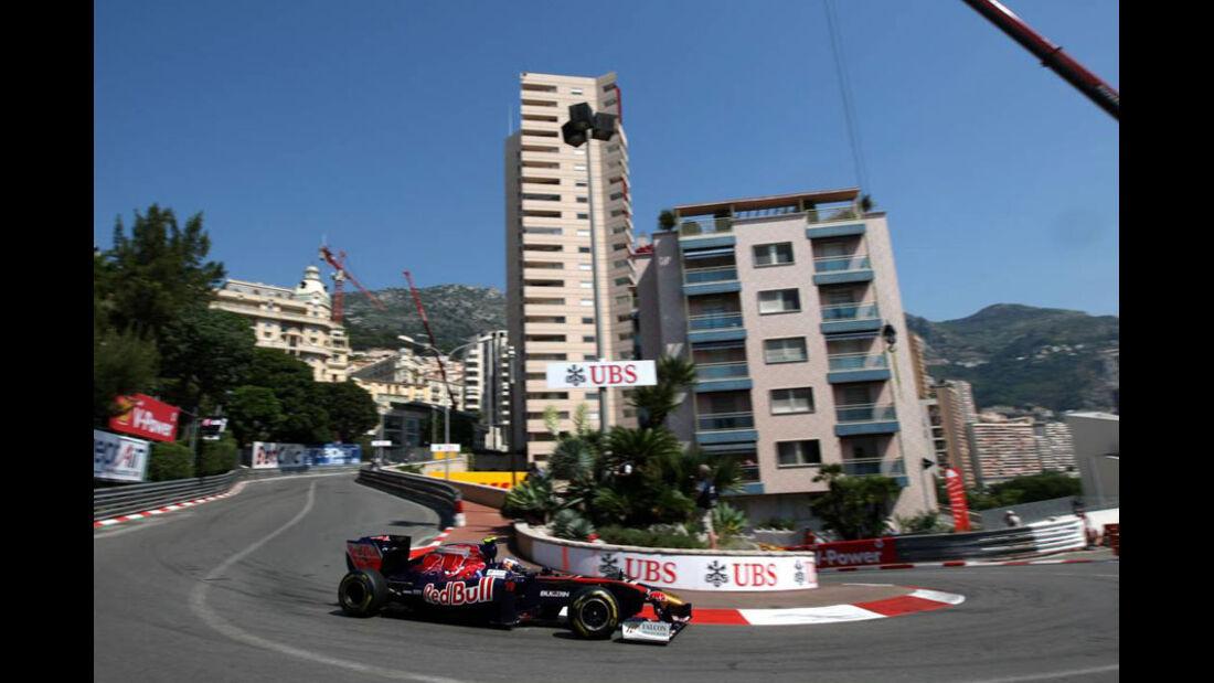 Daniel Ricciardo GP Monaco 2011