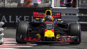 Daniel Ricciardo - GP Monaco 2017
