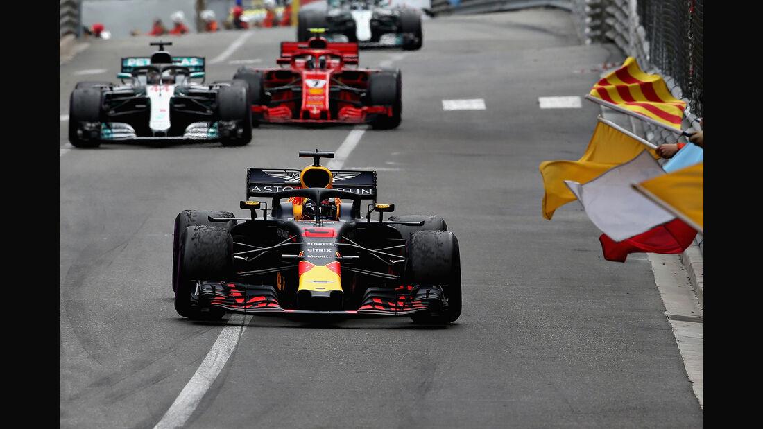 Daniel Ricciardo - GP Monaco 2018