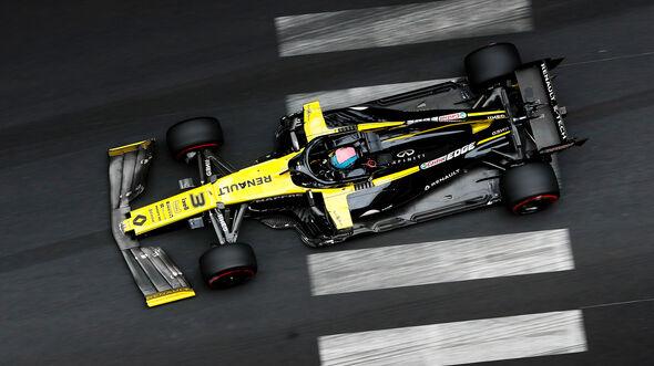 Daniel Ricciardo - GP Monaco 2019