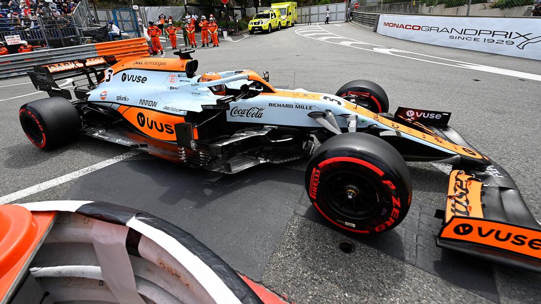 Daniel Ricciardo - GP Monaco 2021