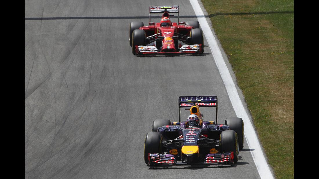 Daniel Ricciardo - GP Österreich 2014