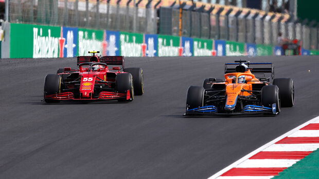 Daniel Ricciardo - GP Portugal - Formel 1 - 2. Mai 2021