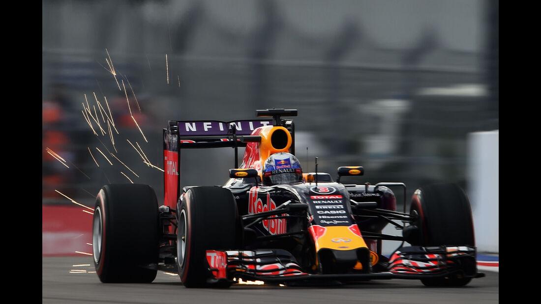 Daniel Ricciardo - GP Russland 2015