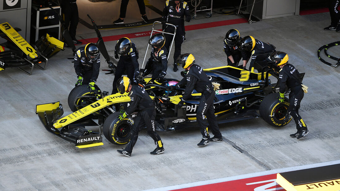 Daniel Ricciardo - GP Russland 2019