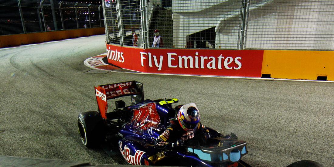 Daniel Ricciardo - GP Singapur 2013