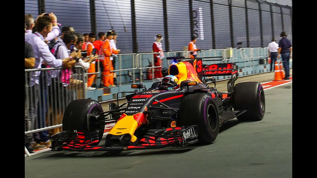 Daniel Ricciardo - GP Singapur 2017