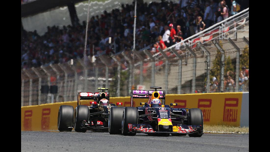 Daniel Ricciardo - GP Spanien 2015