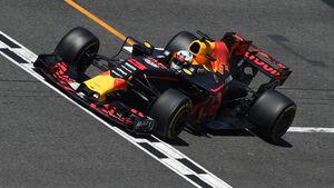 Daniel Ricciardo - GP Spanien 2017