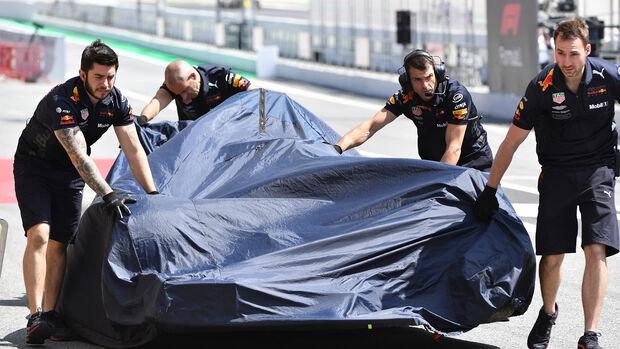 Daniel Ricciardo - GP Spanien 2018