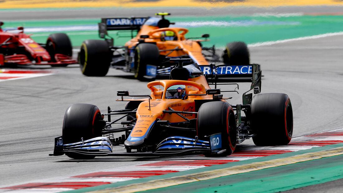 Daniel Ricciardo - GP Spanien 2021