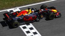 Daniel Ricciardo - GP Spanien - Formel 1 - 2017