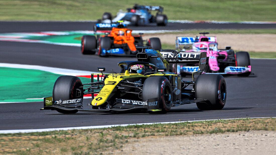 Daniel Ricciardo - GP Toskana 2020