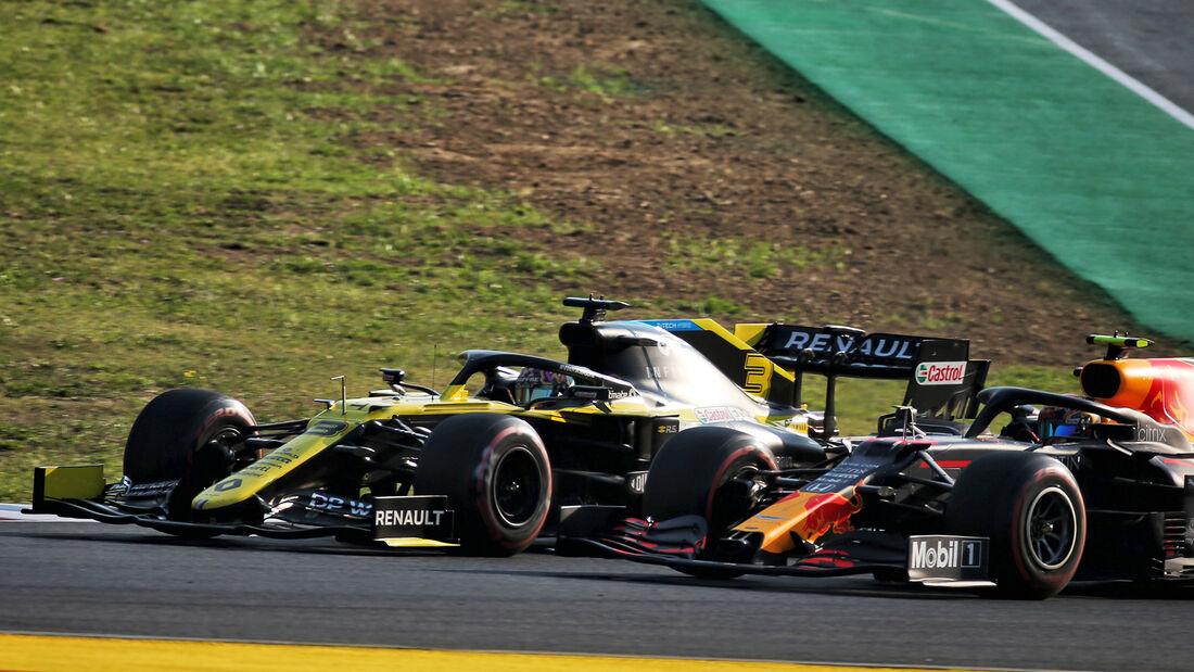 Daniel Ricciardo - GP Toskana  - Mugello - Formel 1 - 2020