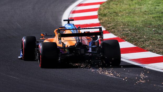 Daniel Ricciardo - GP Türkei 2021