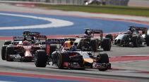 Daniel Ricciardo - GP USA 2014