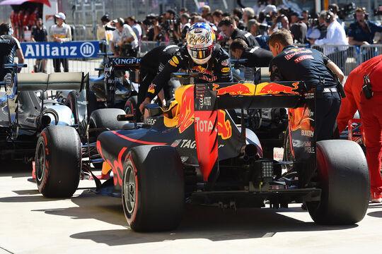 Daniel Ricciardo - GP USA 2016