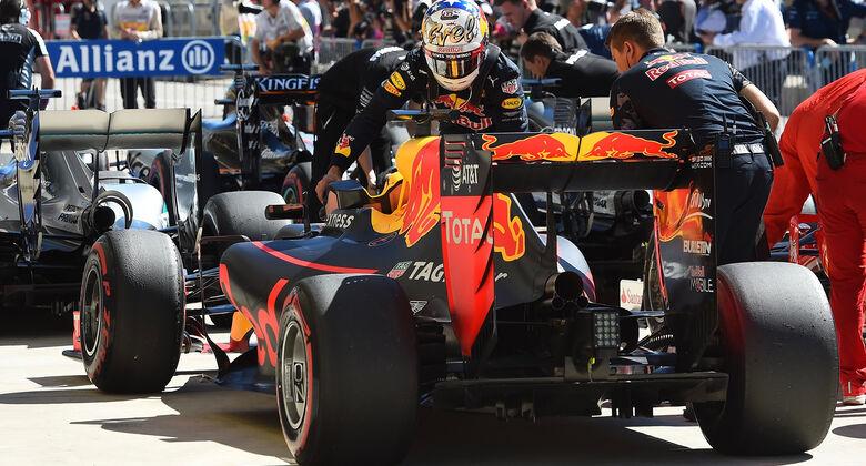 Red Bull mit Doppel-Strategie
