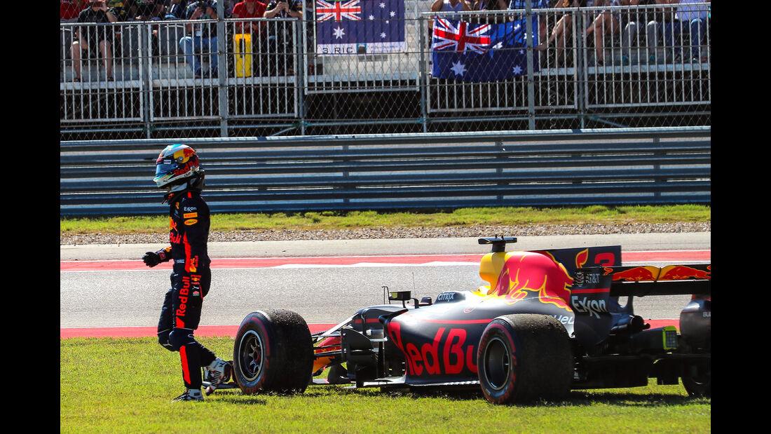 Daniel Ricciardo - GP USA 2017