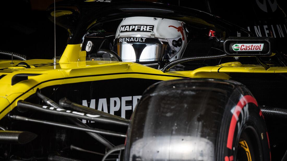 Daniel Ricciardo - GP USA 2019