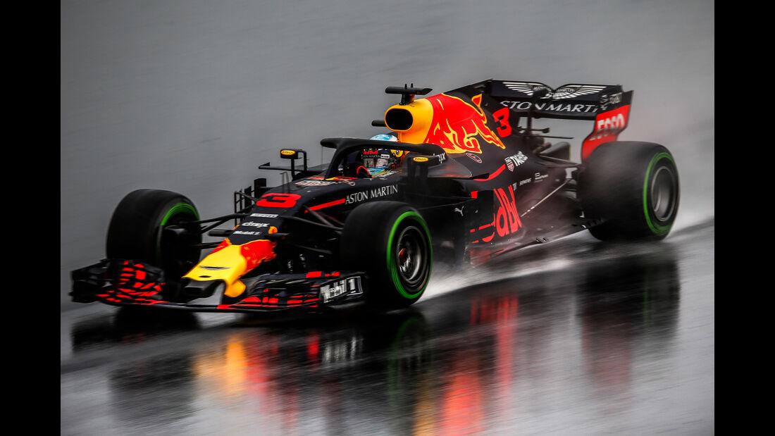 Daniel Ricciardo - GP Ungarn 2018