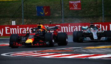 Daniel Ricciardo - GP Ungarn - Budapest - Formel 1 - Samstag - 28.7.2018