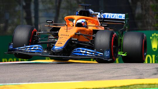 Daniel Ricciardo - Imola - Formel 1 - 2021