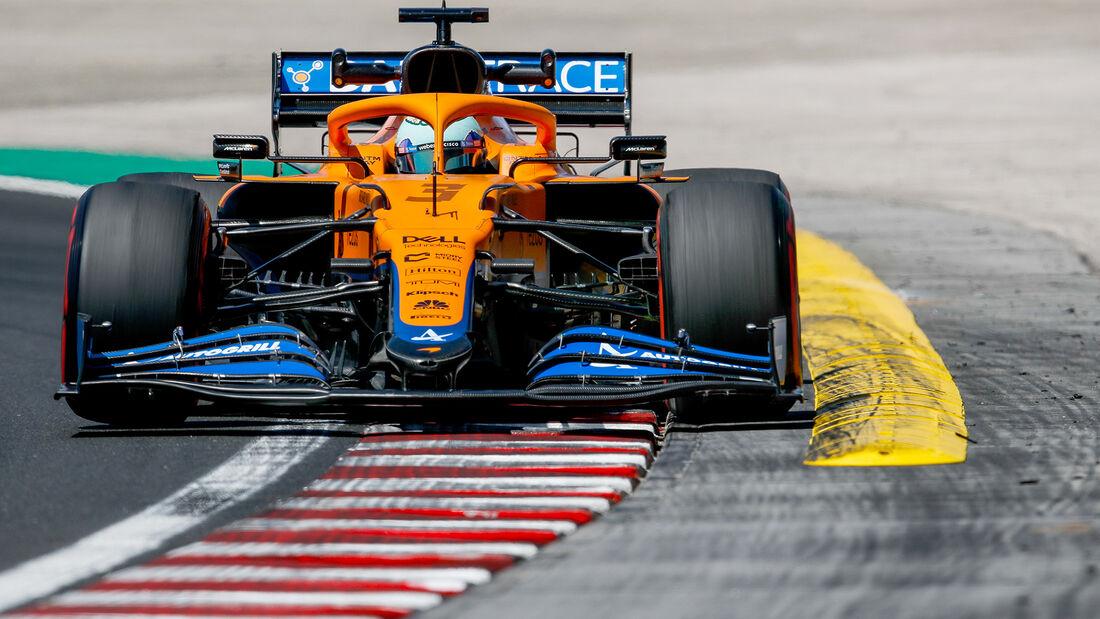 Daniel Ricciardo - McLaren - 2021