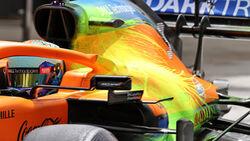 Daniel Ricciardo - McLaren - Bahrain - Testfahrten - Tag 2 - 13.3.2021