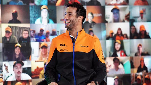 Daniel Ricciardo - McLaren - Formel 1 2021