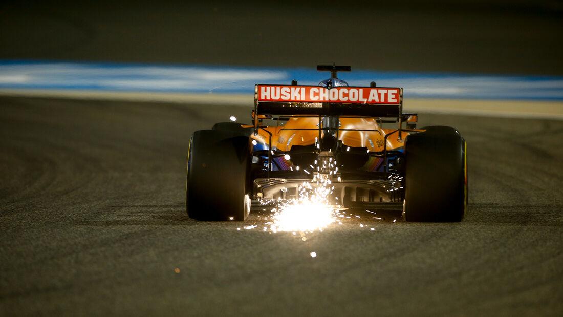 Daniel Ricciardo - McLaren - Formel 1 - GP Bahrain - Freitag - 26.3.2021