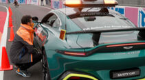 Daniel Ricciardo - McLaren - Formel 1 - GP Niederlande - Zandvoort - 2. September 2021